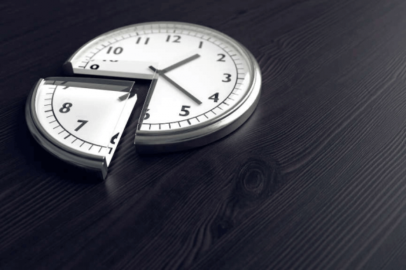 Zeiterfassungssysteme - Uhr