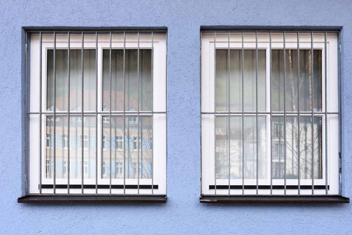 Einbruchschutz für Fenster