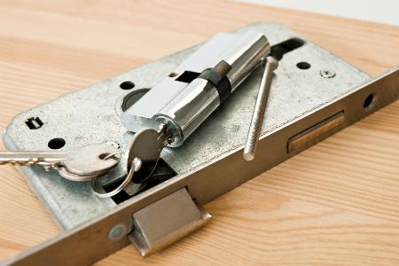 mechatronische schließzylinder - rein mechanischer zylinder